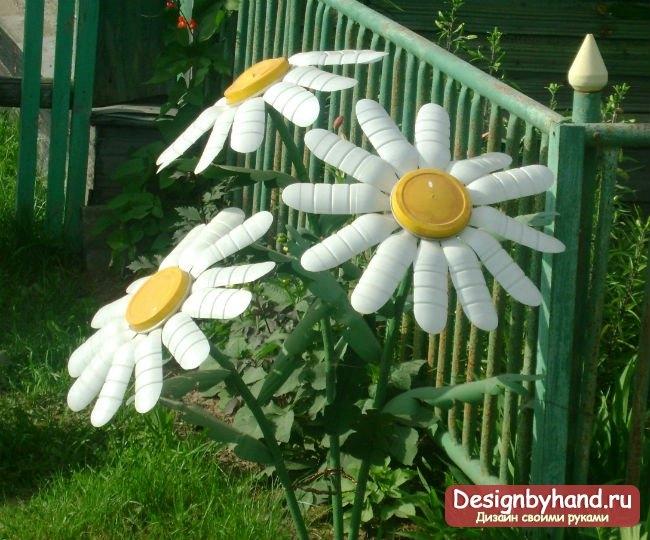 Поделки в сад и огород