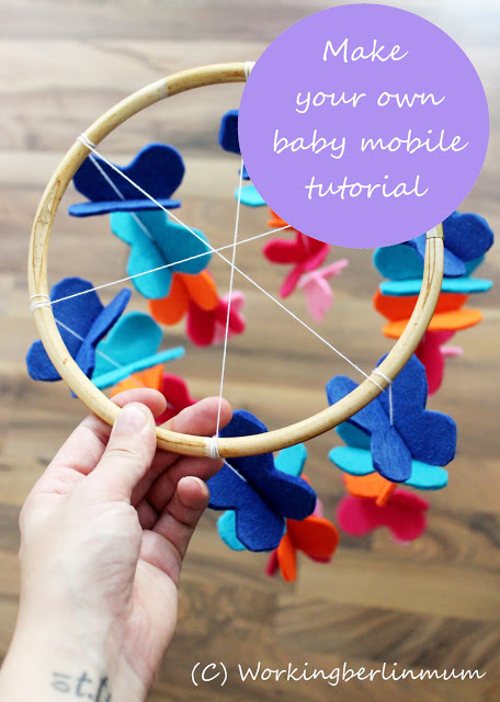 Tutorial how to make a baby mobile (456x640, 80Kb)