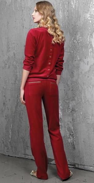Стильная домашняя одежда от испанского бренда Nic Club (2) (306x595, 327Kb)