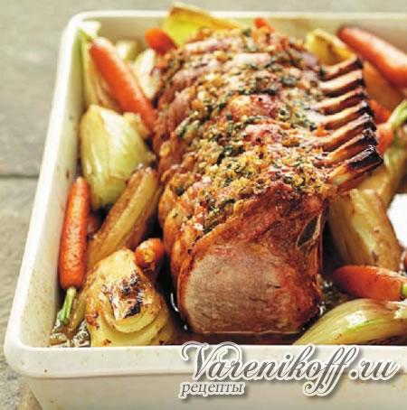 Блюда из свинины и картофеля рецепты и