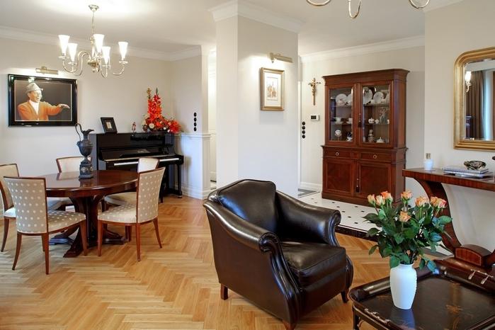 Арт Деко. Дизайн интерьера одной квартиры в Варшаве (1) (700x466, 221Kb)