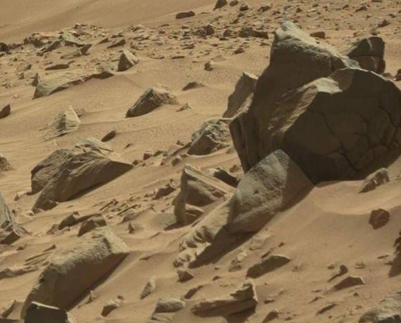 Наследие марсианской художественной культуры