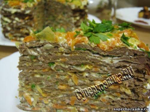 Торт из печени. Рецепт с фото/3973799_Tort_iz_pecheni__Recept_s_foto_1 (500x375, 34Kb)