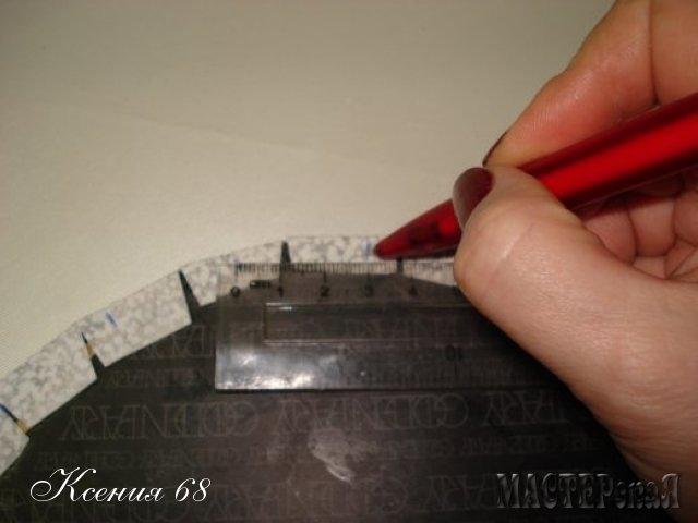 ПЛЕТЕНИЕ. БЕЛАЯ КОРЗИНКА из кассовой ленты (7) (640x480, 96Kb)