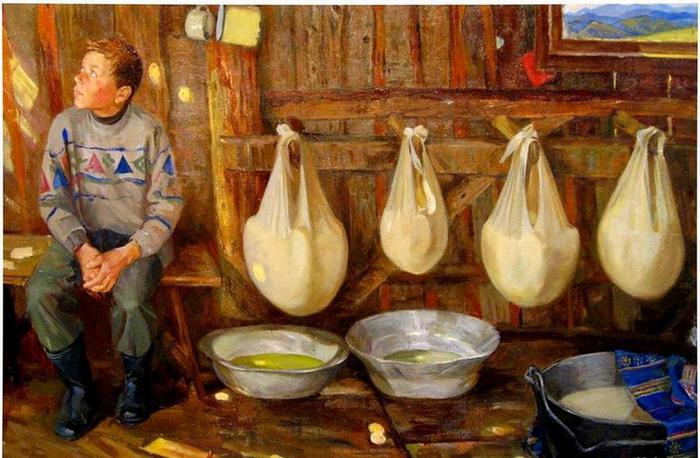 Сыр. Илья Косован (700x458, 63Kb)
