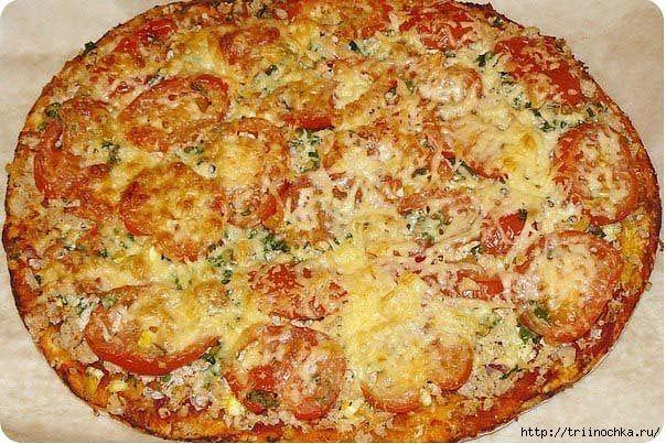 Пицца «Любимица»
