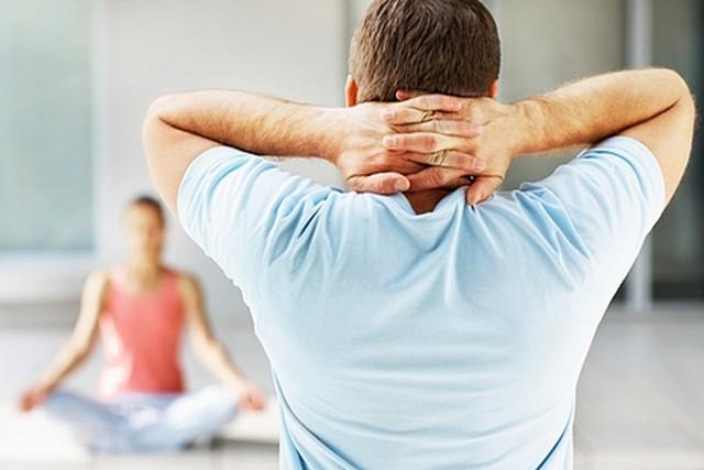 Упражнения при боли в шее (640x427, 170Kb)