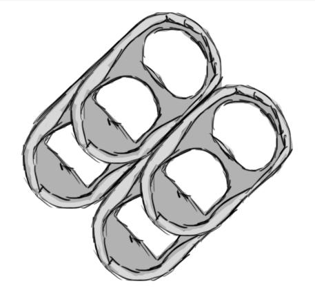 Стильные сумочки из баночных ключей (3) (457x424, 95Kb)