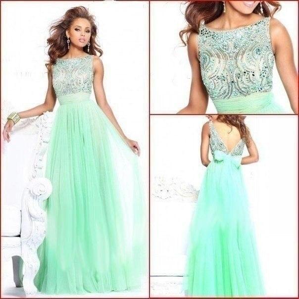 платье сзади коротко а спереди длинное