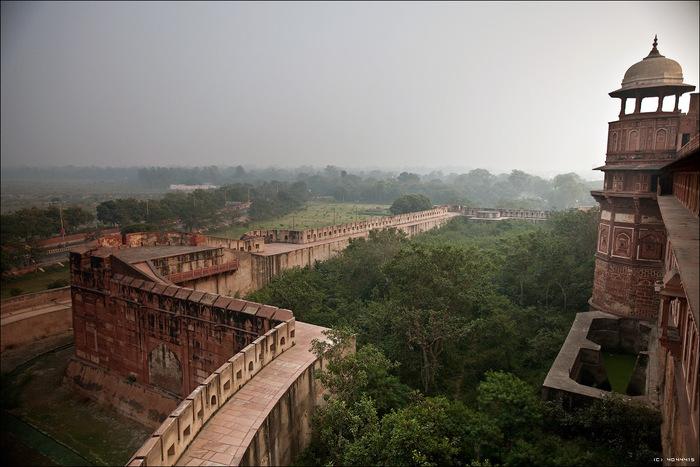 Красный форт Дели (700x467, 122Kb)