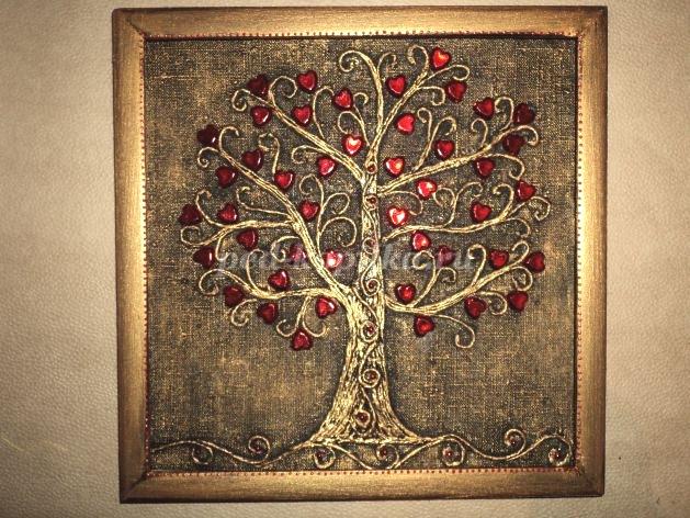 Подарок на праздник семьи любви и верности своими руками
