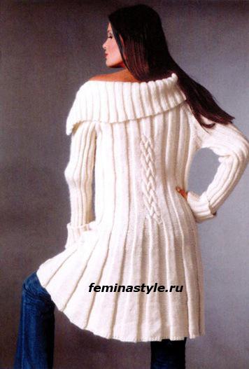 моделей вязания спицами,