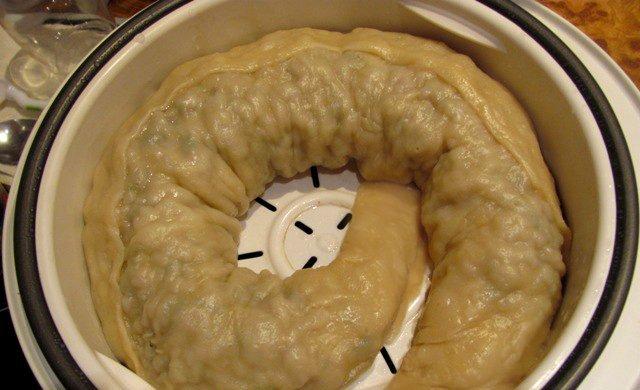 ленивые манты рецепт в мультиварке с фото пошагово