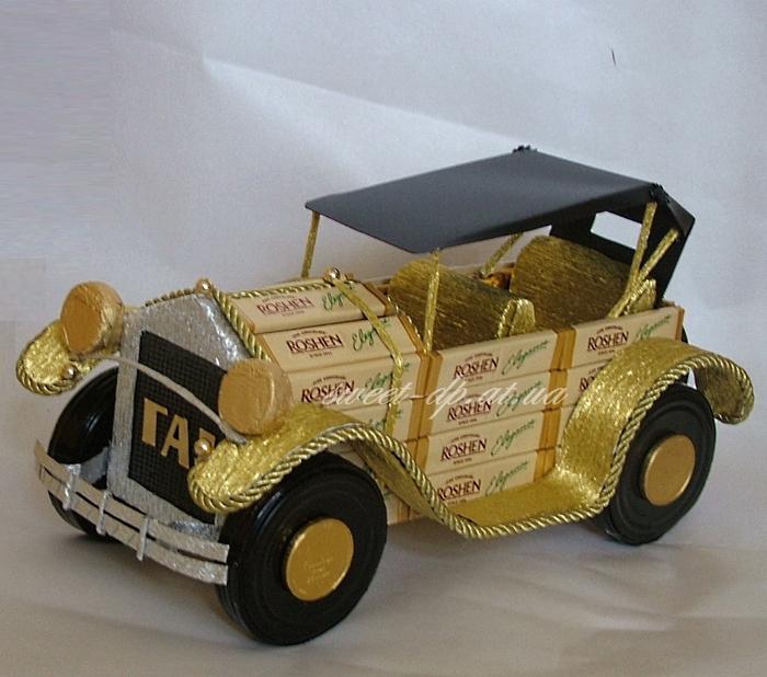 машина из конфет (5) (700x618, 308Kb)