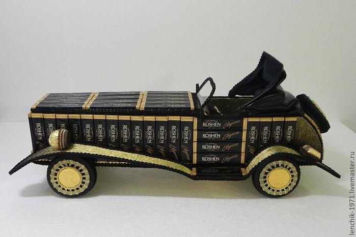 машина из конфет (7) (700x466, 216Kb)