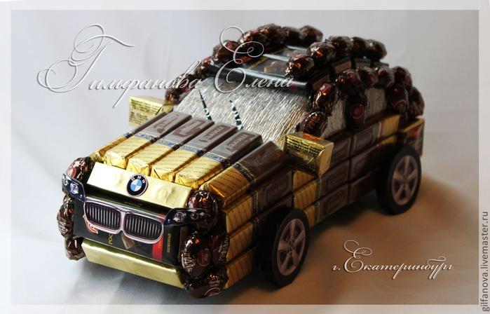 машина из конфет (19) (700x448, 198Kb)