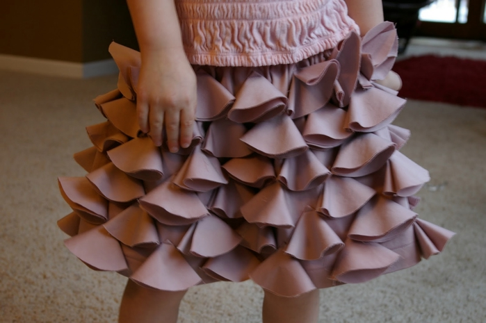 Пышные юбки своими руками мастер класс