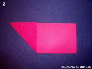 Сердечки-валентинки оригами из бумаги для украшения подарка (2) (320x240, 46Kb)