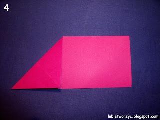 Сердечки-валентинки оригами из бумаги для украшения подарка (4) (320x240, 41Kb)