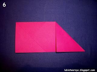 Сердечки-валентинки оригами из бумаги для украшения подарка (6) (320x240, 50Kb)