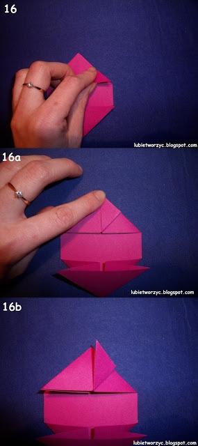 Сердечки-валентинки оригами из бумаги для украшения подарка (16) (285x640, 100Kb)