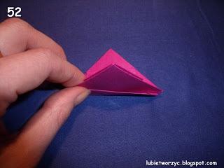 Сердечки-валентинки оригами из бумаги для украшения подарка (58) (320x240, 45Kb)