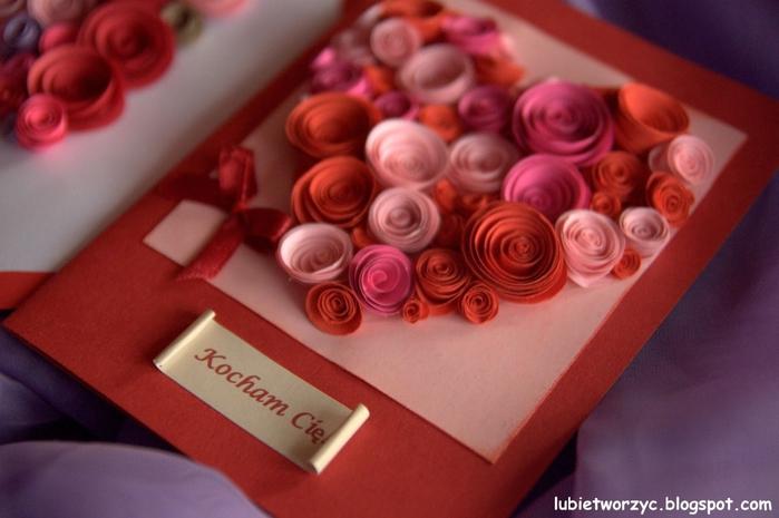 Открытки на День святого Валентина 62