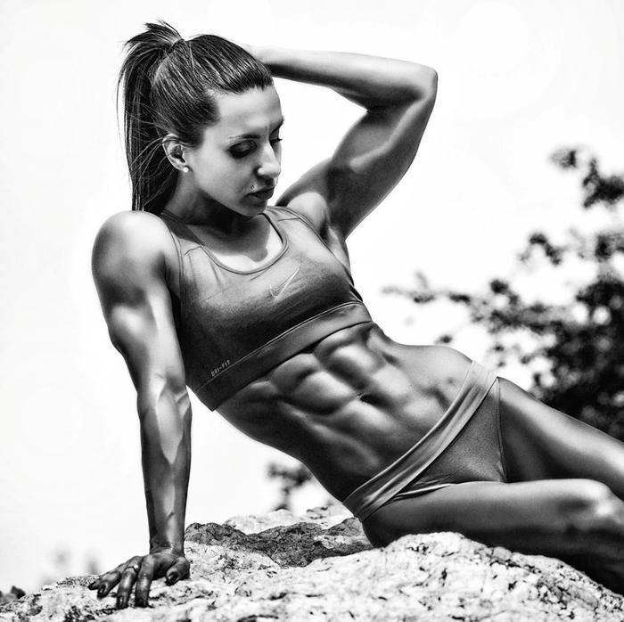 Как стать фитнес моделью