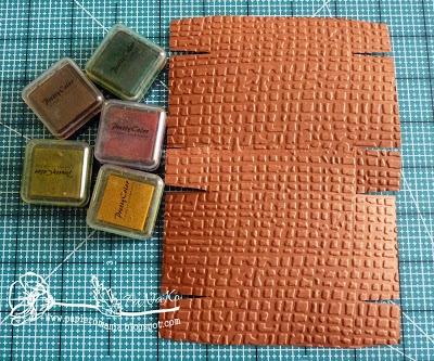 Скрапбукинг. Чемодан из фактурного картона (6) (400x333, 174Kb)