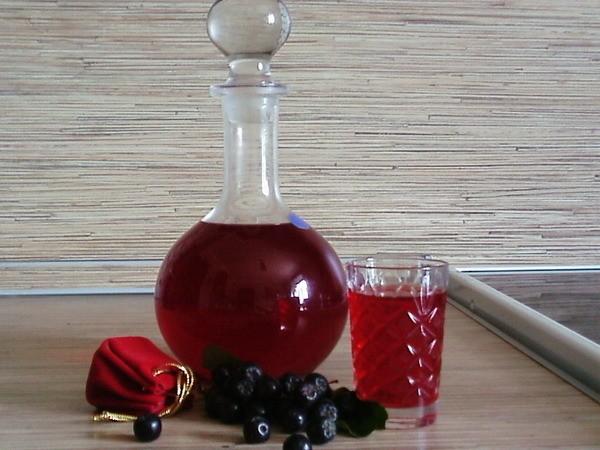 Вино из смородины и вишни в домашних условиях
