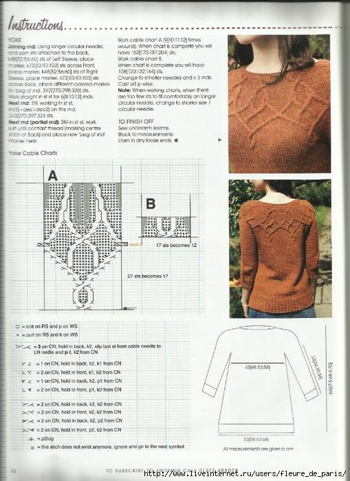 Пуловер 3 по 10