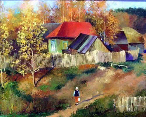 русская природа 13 (500x400, 250Kb)