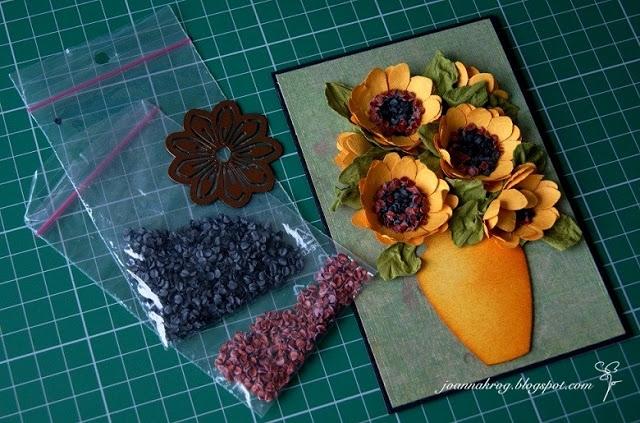 Цветы из бумаги. ПОДСОЛНУХИ (22) (640x423, 249Kb)