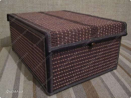 Декоративные завесы на коробочку