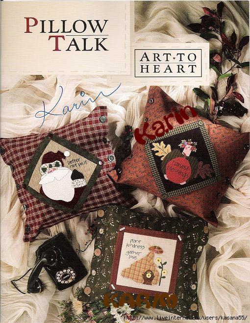 Pillow Talk Art To Heart KARIN (510x659, 283Kb)