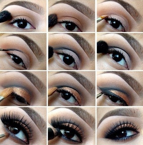 Eye makeup designs for