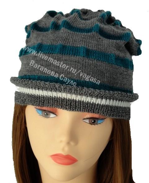 весенние шапки купить