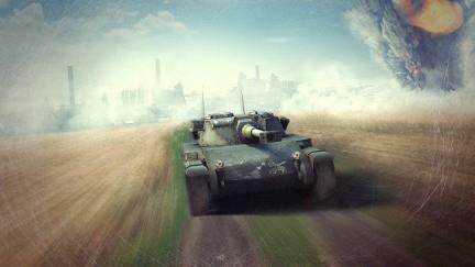 Угнал танк в World of Tanks - отвечай по закону! Компьютерные игры и реальности жизни!