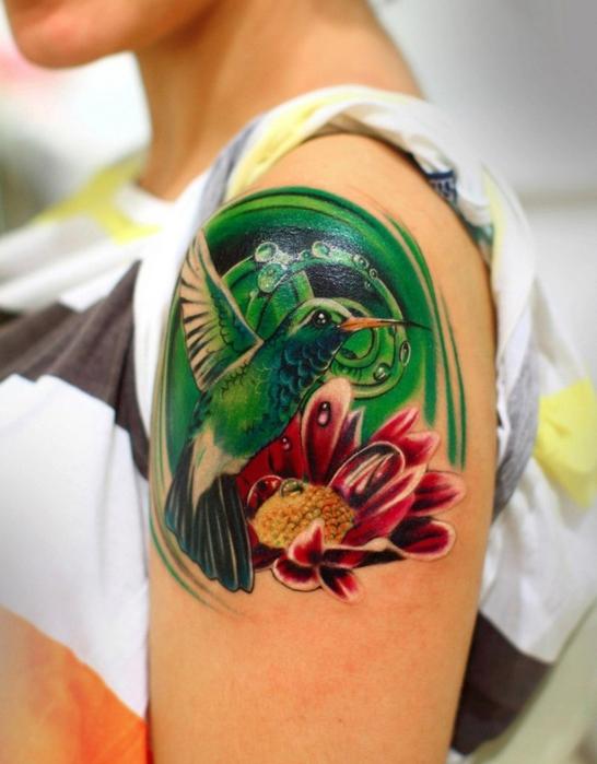 Больно ли делать татуировку?