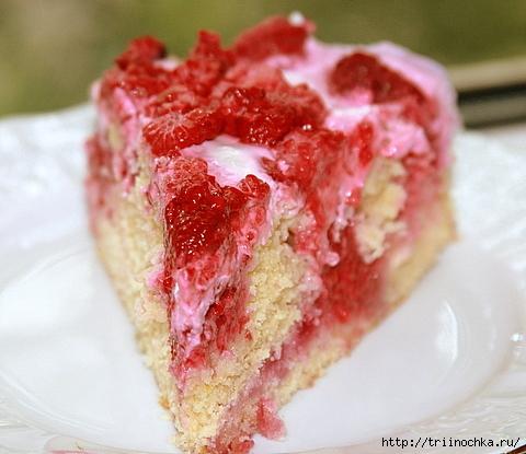 Ах, этот пирог с малиной!