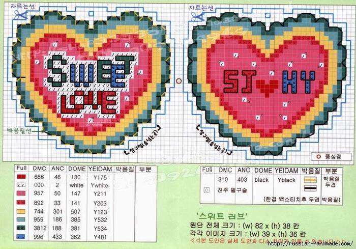 Схемы вышивки для валентинок (4) (700x489, 335Kb)
