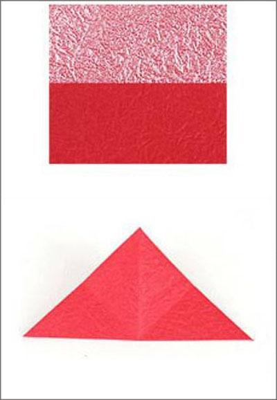 Коробка шоколадок в подарок. Обертка-оригами для конфет  (7) (400x578, 88Kb)
