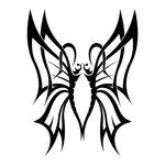 Превью butterfly stencil (18) (700x700, 120Kb)