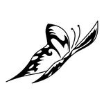 Превью butterfly stencil (29) (700x700, 76Kb)