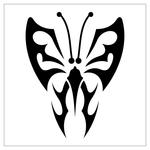������ butterfly stencil (35) (700x700, 82Kb)