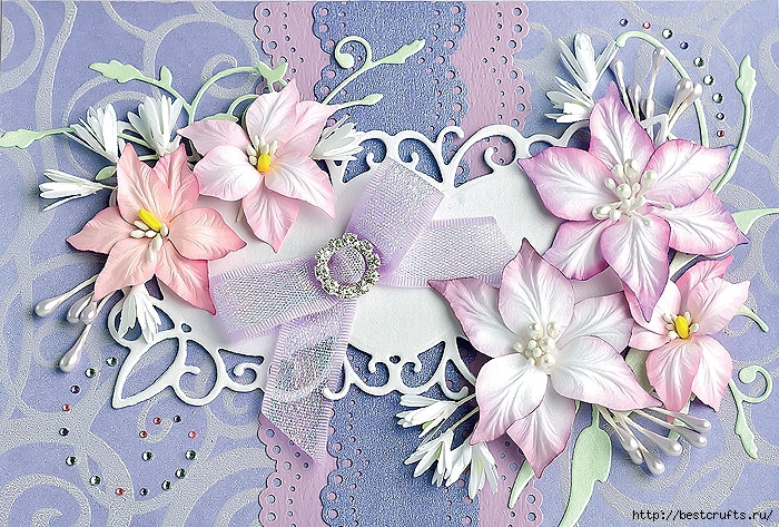 цветы из бумаги (15) (700x473, 446Kb)