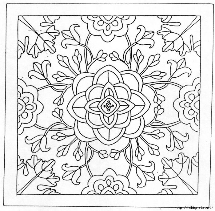 Mandala 32 (700x685, 370Kb)