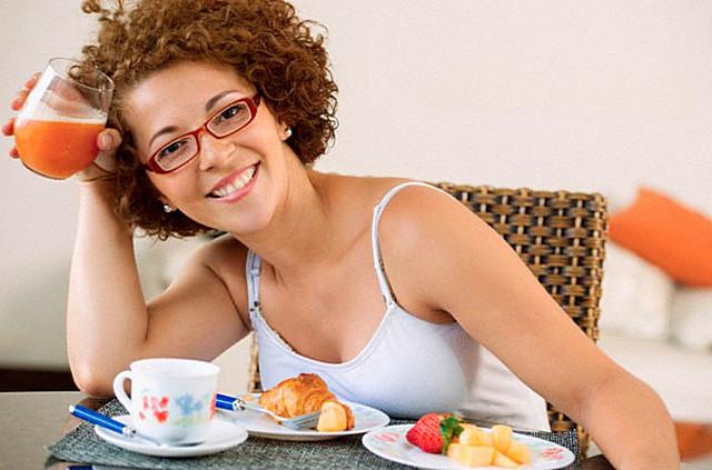 правильное питание второй завтрак