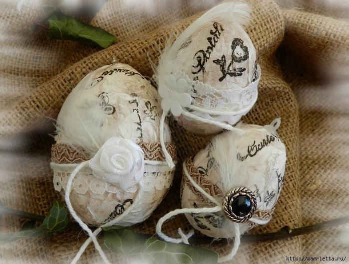 Пасхальные яйца в винтажном стиле (22) (700x530, 305Kb)