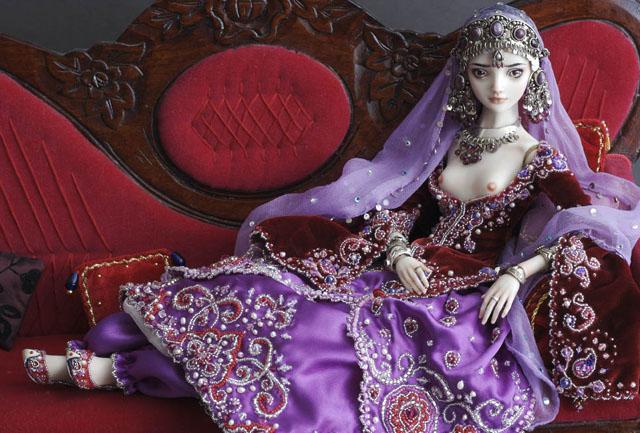 Как сделать корону кукле